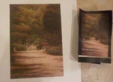Harold Altman Jardin Du Luxemborg Signed Ltd ed #'d 2/275 Woodcut Lithograph bio