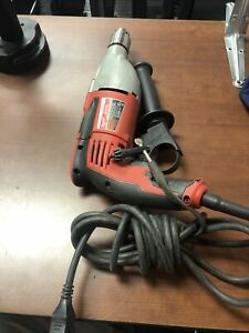 "Milwaukee 5380-21 1/2"" 9-AMP Heavy Duty Hammer Drill"
