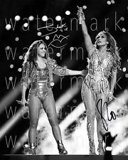 Shakira & Jennifer Lopez J Lo signed picture 8X10 photo poster autograph RP
