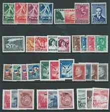 YUGOSLAVIA LOVELY LOT MID PERIOD ISSUES MNH NICE!