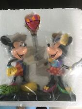 Retired 2018 Large Disney Britto Mickey And Minnie 6001301