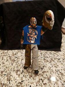 Wwe Elite Series 5 Rey Mysterio 2010