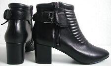 ASH GLENN Belfast Stiefeletten Leder Ankle Boots Damen Halbstiefel Gr.37 NEU