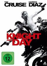 Knight and Day - Tom Cruise - Cameron Diaz - DVD - OVP - NEU