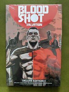 Bloodshot Salvation Deluxe Edition NEW Hardcover OOP | Valiant Comics
