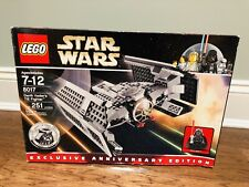 NEW SEALED Lego Star Wars 8017 Darth Vader's TIE Fighter Exclusive edition