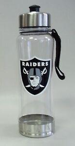 Oakland Raiders Water Bottle 16 ounce