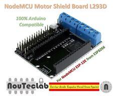 NodeMCU Motor Shield Board L293D for ESP-12E from ESP8266 esp 12E for Arduino