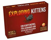 Exploding Kittens (Spiel) (Spielware) NEU OVP