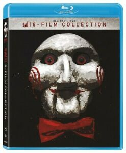 Saw - 8-film Collection [New Blu-ray] Boxed Set, Dolby, Subtitled, Wid