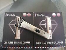 Men Hair Clipper Trimmer Electric Cordless Shaver Razor Barber