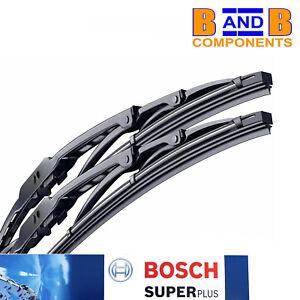 MINI WIPER BLADES FRONT BOSCH R50 R52 R53 R56 ONE COOPER S A1537