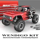 Redcat Wendigo 1/10 Scale RC Rock Racer Builder's Kit New