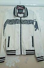 Ed Hardy Christian Audigier men Jacket  size M - white