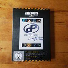Deep Purple - Live At Montreux 2006 (Rocks Edition) DVD