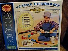 BACHMANN HO SCALE #44594 E-Z TRACK EXPANDER SET-Nickle Silver/Gray Roadbed-NEW