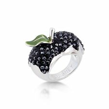 DISNEY WG Plated Snow White Poison Apple Ring $89.00 RRP size 8