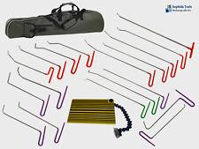 Ausbeulwerkzeug Hebeltechnik Set Hagelschaden Ausbeulset 20 Teilig- PDR Tool Set