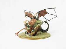 Warhammer Jabberslythe  Age of Sigmar Monster of Chaos-Custom by Painted Pizzazz