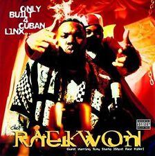 RAEKWON - ONLY BUILT 4 CUBAN LINX NEW CD
