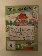 Nintendo 3DS XL Console Animal Crossing