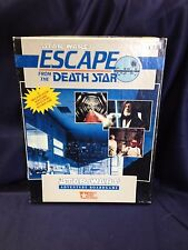 Star Wars - Escape From The Death Star Board Game - West End Games