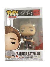 New listing Funko Pop American Psycho : Patrick Bateman #942 Vinyl