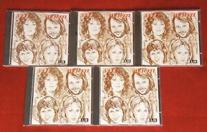 ABBA Die Story 1992 GERMANY 5 CD Set rare oop POLYDOR Club Edition 82 Songs!