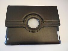 Fintie For iPad 2 / iPad 3 / iPad 4th Rotating Black Tablet Case EP00180 NEW