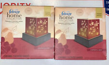 2 Febreze Home Collection Cranberry Pear Flameless Luminary Refills