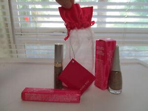 Mary Kay ~ Signature SATIN SHIMMER Set ~  Lip Gloss & Nail Polish GIFT in bag