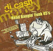 DJ Cash Money - Headbangin' Funk 45's (Mix CD) Funk Soul Breaks