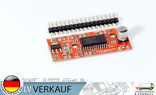 EasyDriver v4.4 A3967 Stepper Motor De Velocidad Gradual Shield para Arduino