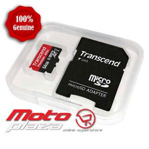 Transcend 64GB 400x MicroSD card