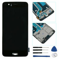 For Oneplus 5 Five A5000 LCD Display Touch Screen Digitizer Assembly Frame Tools