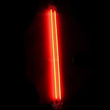 "2Pc Car Red Undercar Underbody Neon Lights CCFL Cold Cathode Tube 6"" 15CM Sales"