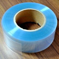 60mm Transparent Clear PVC Heat Shrink Tube RC LiPO NiMH NiCd Battery Shrinking