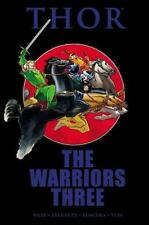 Thor: The Warriors Three, Comics, Graphic Novels, Comic Books, Thor, Fantasy, Fi