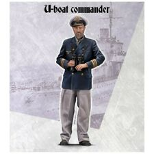 Scale 75 War Front U-Boat Commander WW2 1/35th Unpainted Resin Kit