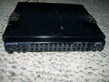 KENWOOD KGC-6042A 1/2 DIN 11 band Passive Graphic Equalizer
