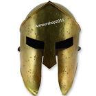 300 MOVIE HELMET MEDIEVAL KING LEONIDAS SPARTAN HELMET
