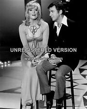 "Dusty Springfield / Booby Darin 10"" x 8"" Photograph no 153"