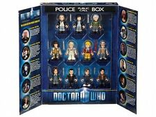 "DOCTOR WHO - The Eleven Doctors 4.5"" Micro-Figure Set (Character) #NEW"