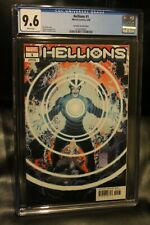 Hellions #1 CGC 9.6 DX Portacio Variant Marvel 2020 X-MEN X-FORCE X-FACTOR