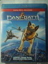 CANI & GATTI - LA VENDETTA DI KITTY -  BLURAY  NUOVO SIGILLATO