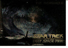 STAR TREK DEEP SPACE NINE SPECTRA ETCH CARD SPG
