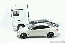 Eligor Mercedes - Benz Actros Truck 1:18 scale die cast white color rare