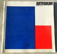 Vintage ARTFORUM Art Magazine, November 1971, Volume X Number 3, Ellsworth Kelly