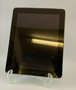 Apple iPad 16GB Wi-Fi Tablet - Black - Spares & Repair -  (CRE)