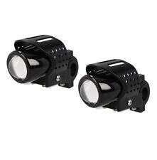 Motorrad Nebelscheinwerfer Set Lumitecs S1 Halogen mit E-Zulassung
